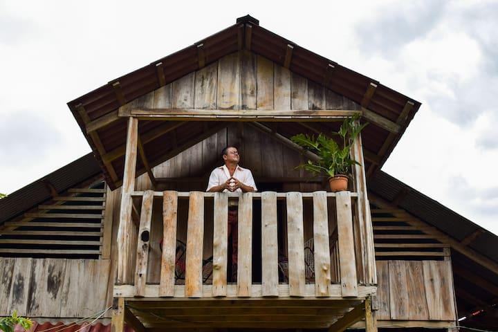 Sarapiqui  Rustic House | ¨Posada  el Bosque