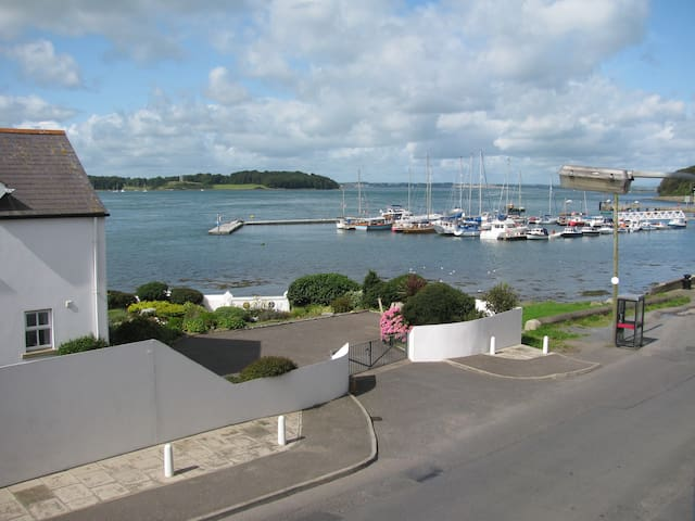 Spacious loughside apartment in Portaferry - Portaferry - Leilighet