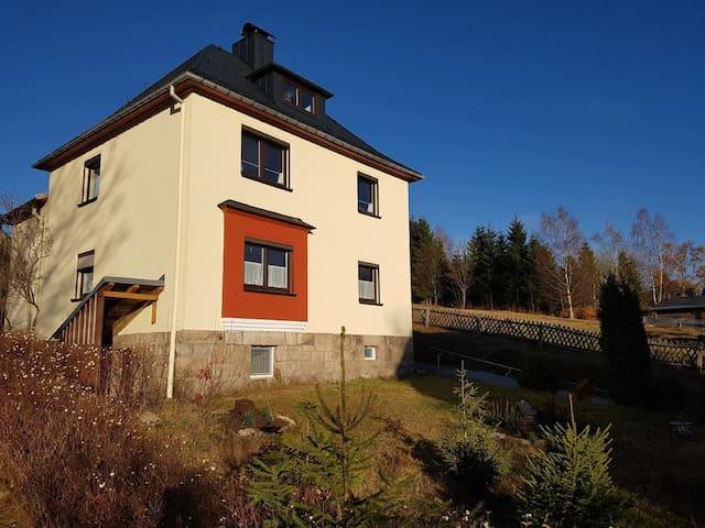 Ferienhaus Am Südhang Carlsfeld