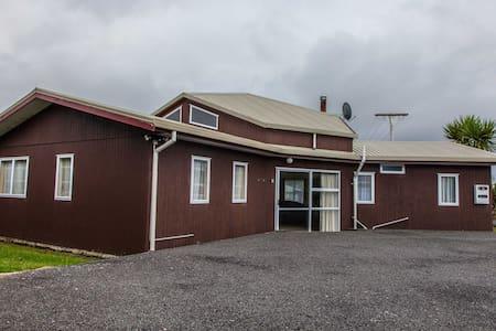 Mountain Chalet Mt Ruapehu - Unit 2B - National Park - 牧人小屋