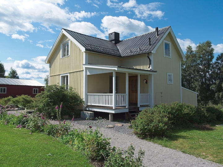 Guest house in Degernäs, 10km from Umeå.