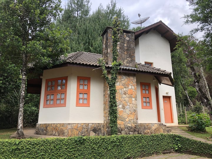 Chalé Gaia - Monte Verde-MG