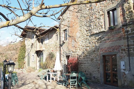 Country house near Florence - Paterno - Hus