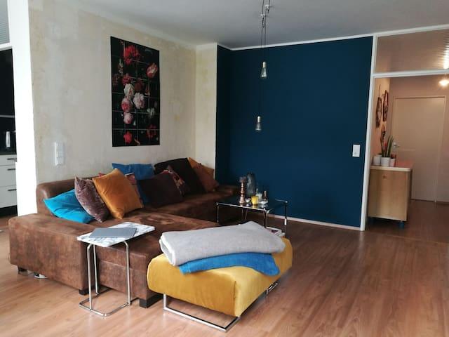 central located & cozy design apartement