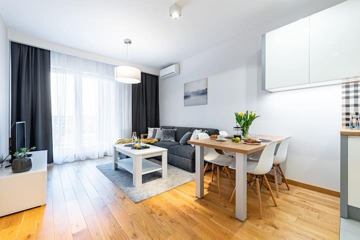 Apartamenty Tespis No. 29 (Francuska 88A/32)
