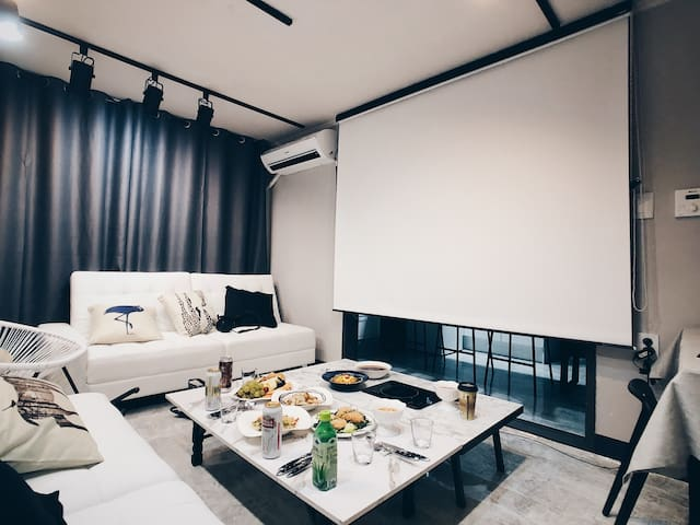 [SALE]O&B04_Architect's House/4min AREX HongdaeStn
