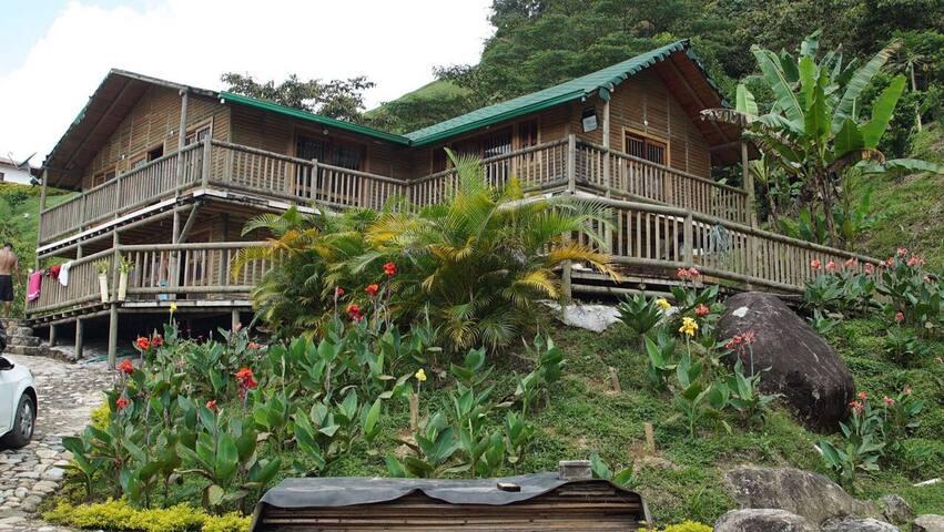 Cosy Cabin. Incredible View. San Rafael, Medellin.