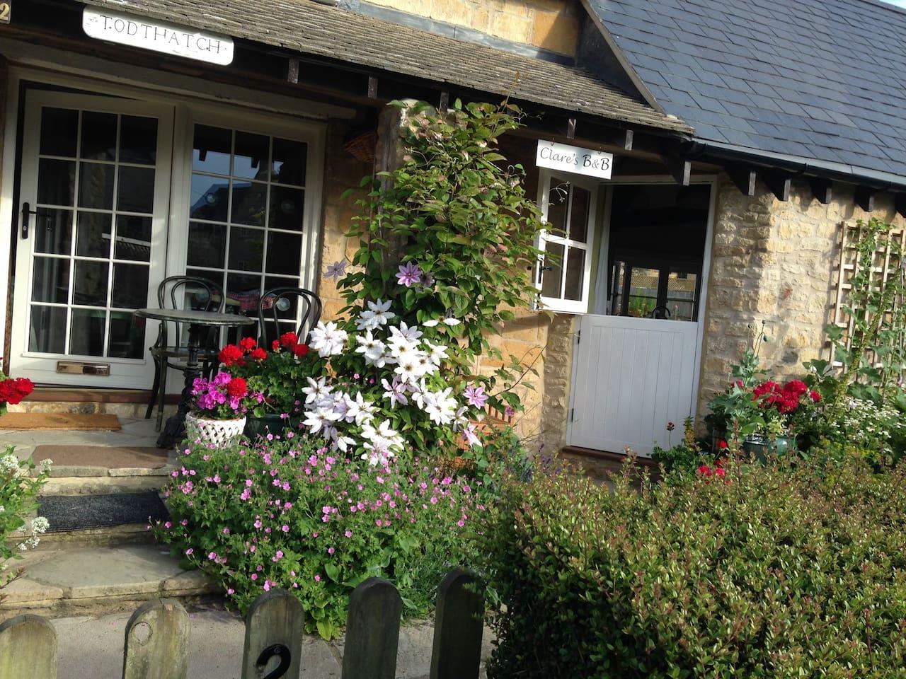 Todthatch cottage