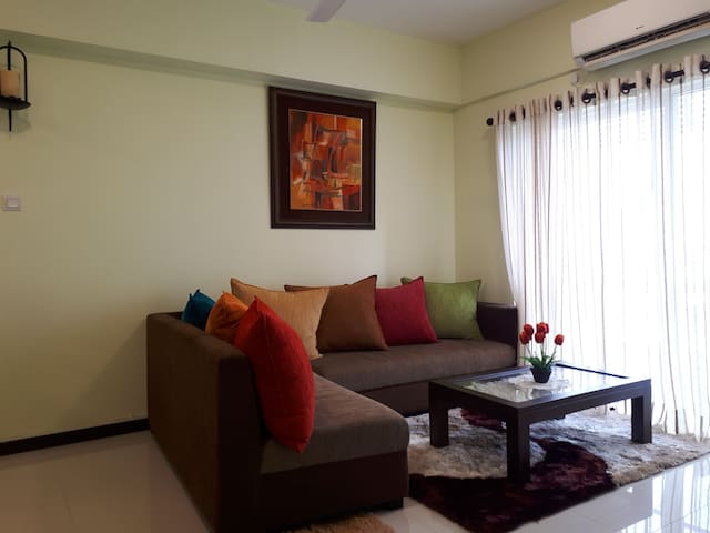 Luxuary  3 bed roomed Apartment at Rajagiriya