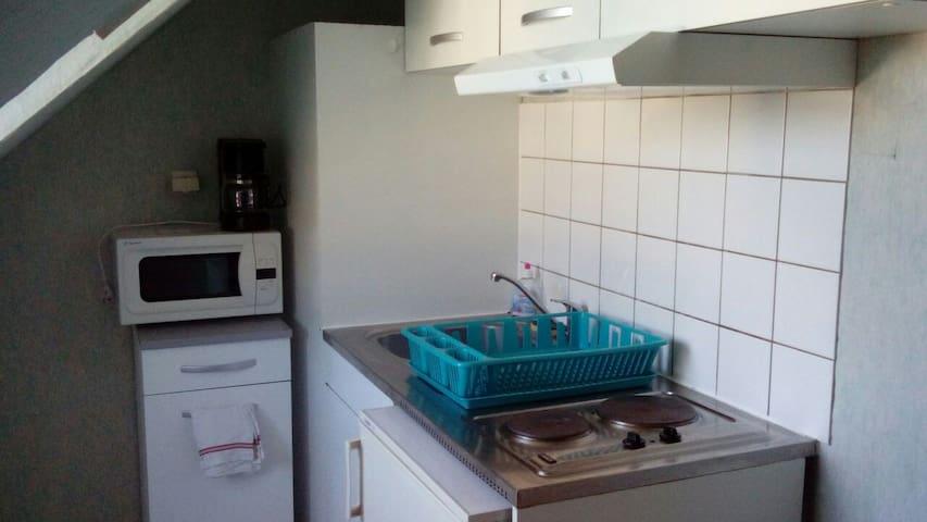 Appartement centre ville carhaix - Carhaix-Plouguer - 公寓