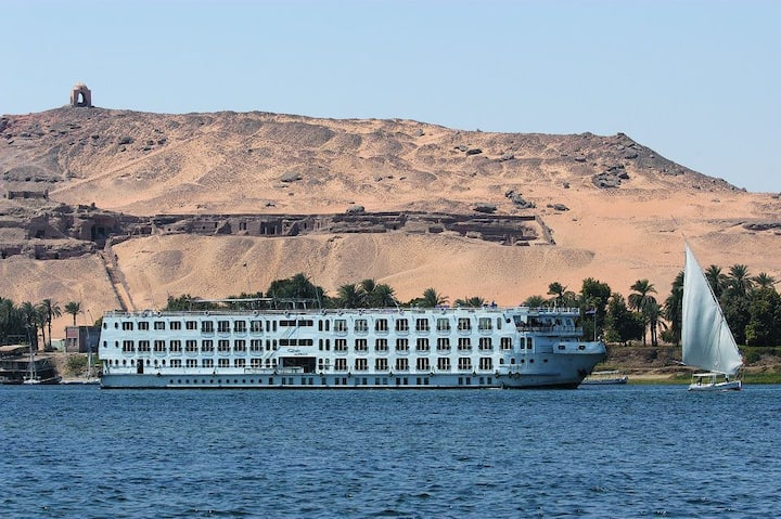 Croisière de rêve sur le Nil entre louxor et aswan