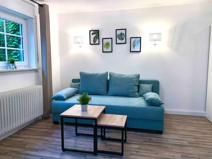 "Apartment ""Tami""-Airport Frankfurt (1.8 mile/5min)"