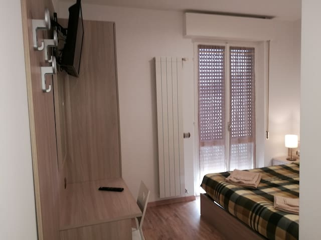 Double room_1 with exclusive bathroom