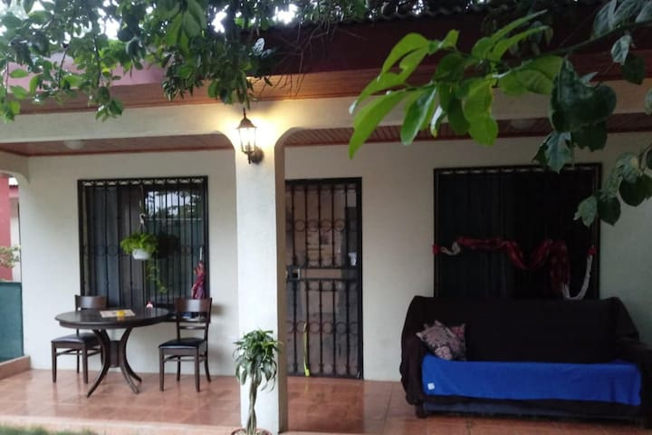 Rooms for rent near Playa Potrero