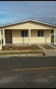 Alojamiento Seguro y Cerca De Todo - Chitré - Dom