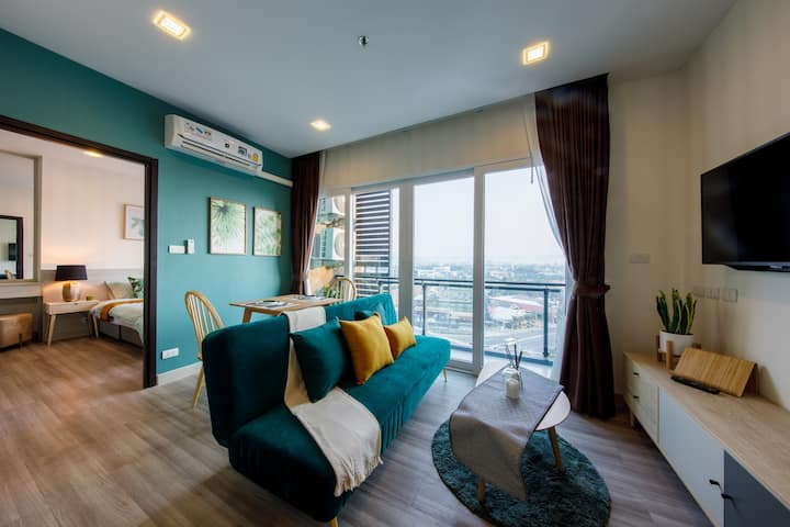 1Bed1Bath Luxury Condo, Chiang Mai Airport 377