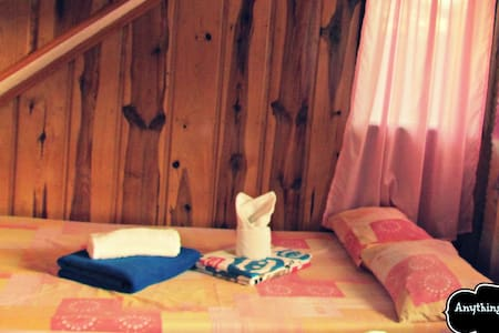 BnB on the Hill, Anything for Pineapple room - Sagada - Bed & Breakfast