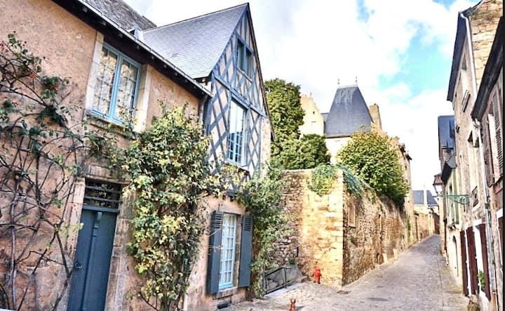 Charmante maison au cœur du Vieux Mans