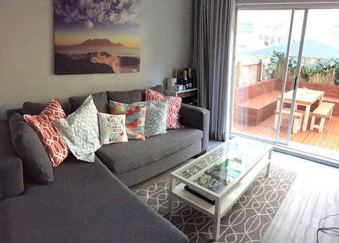 Perfect location for a Summer holiday in Cape Town