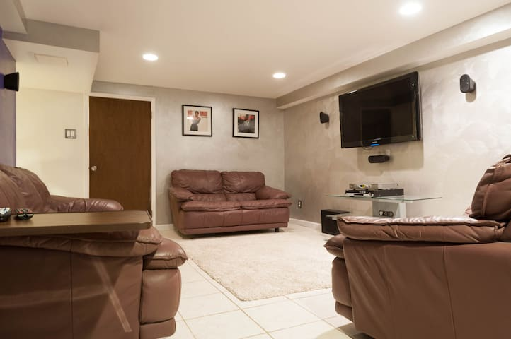Mother In-Law Suite/Mini-Apartment - Closter - Departamento