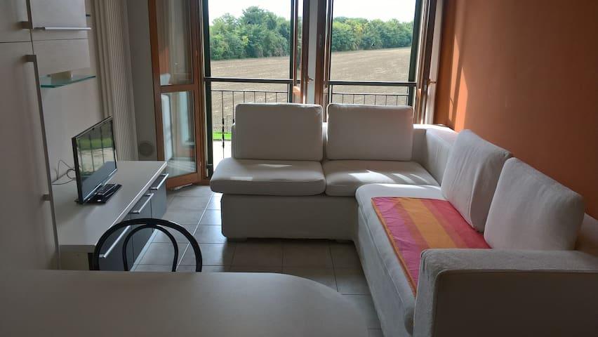 Tra Ferrara e Bologna, relax.... - Poggio Renatico - อพาร์ทเมนท์