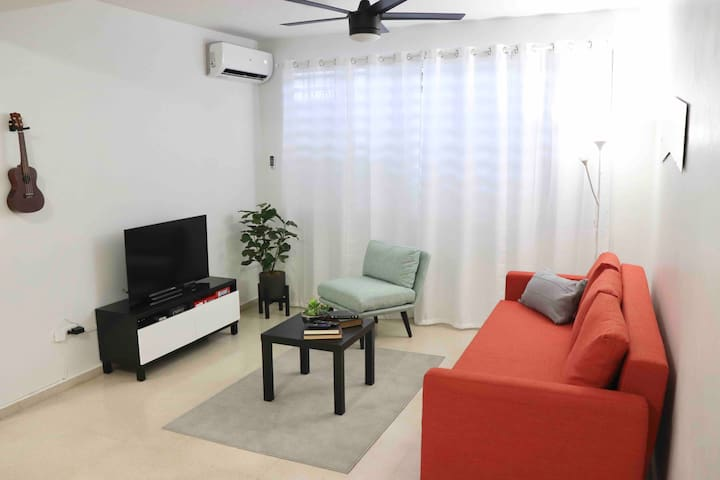 Spacious Apartment Near Downtown Ponce w/Parking