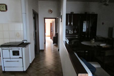 Comfortable apartment in the Centre of the village - Acquapendente - 公寓