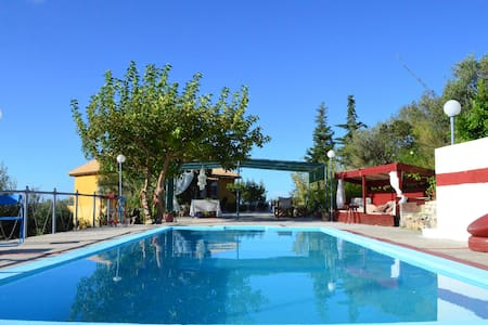 Margarita's Country House with Swimming Pool - Kalo Chorio - Dom
