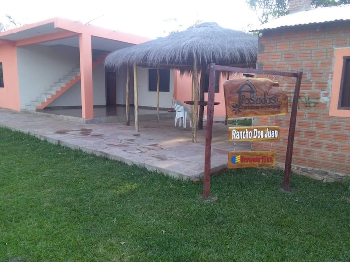 Rancho Don Juan, tu casa en Independencia