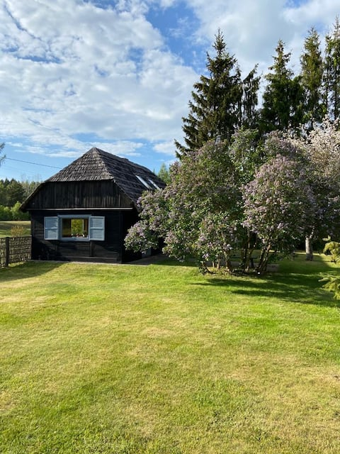 FISHERMAN summer house near Baltic sea