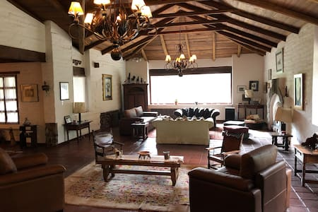 5 Star Hacienda near Cayambe
