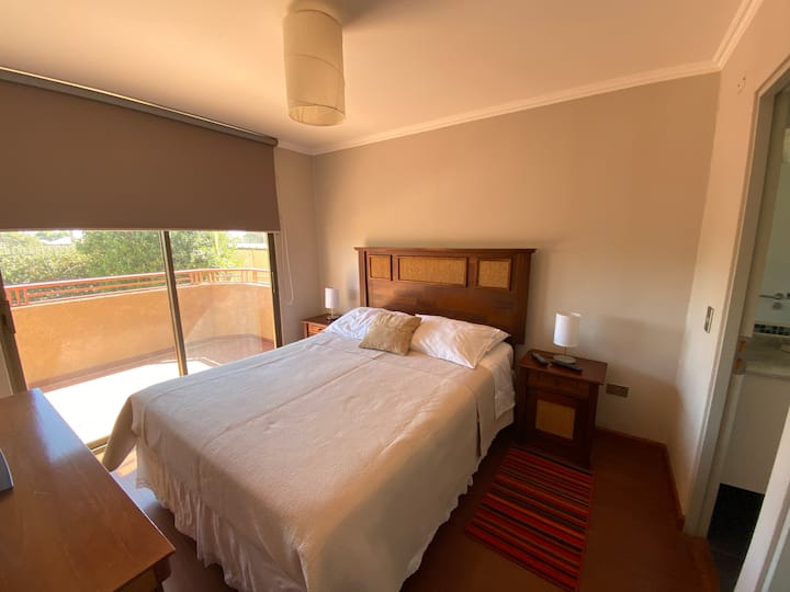 Nice apartment for two people, Zaragoza building.