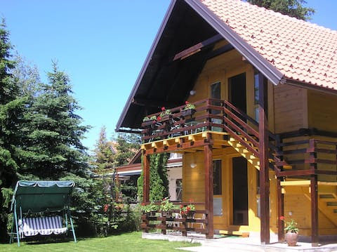 Lovely wooden house - Studio apartment first floor