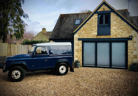 Boutique accommodation in Downton Abbey village