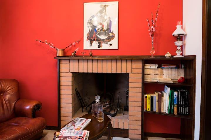 Casetta ZAC e TEO CUORE DEL BORGO - Ripe San Ginesio - Casa
