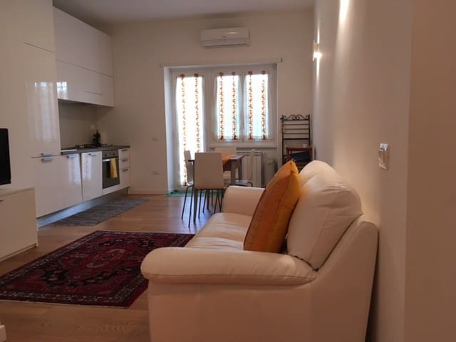 Alessandra\'s home - 1 bed flat with patio in Rome - Apartments for ...