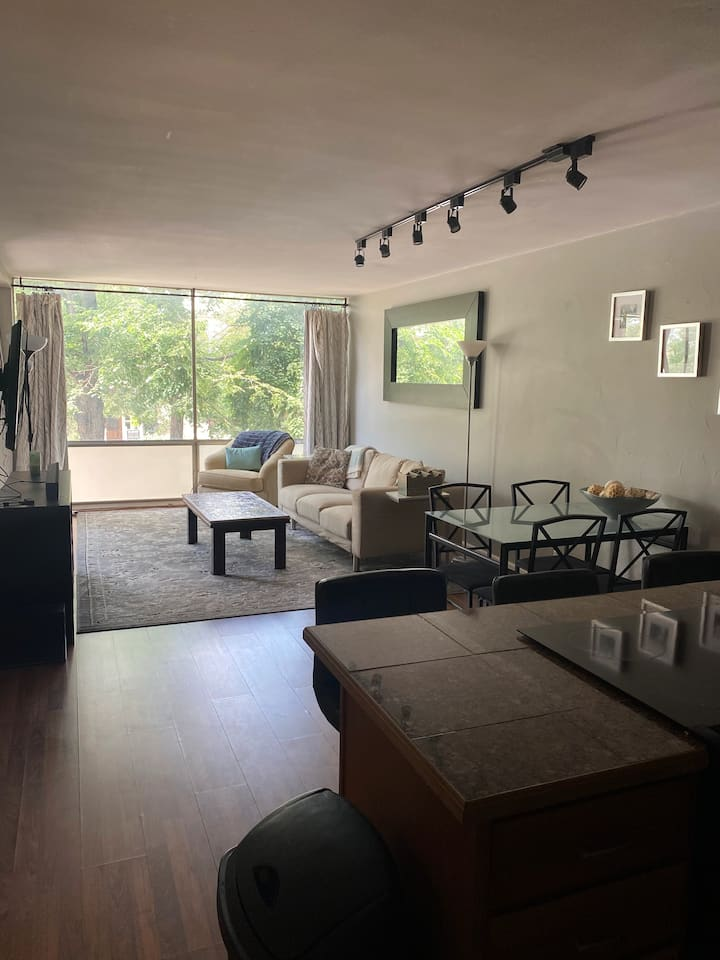 Spacious 1 bed/1 bath Condo Downtown Denver