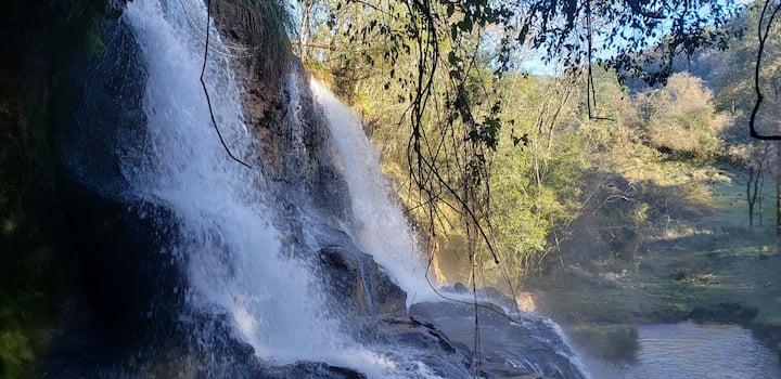 Salto Teodoro cuenca