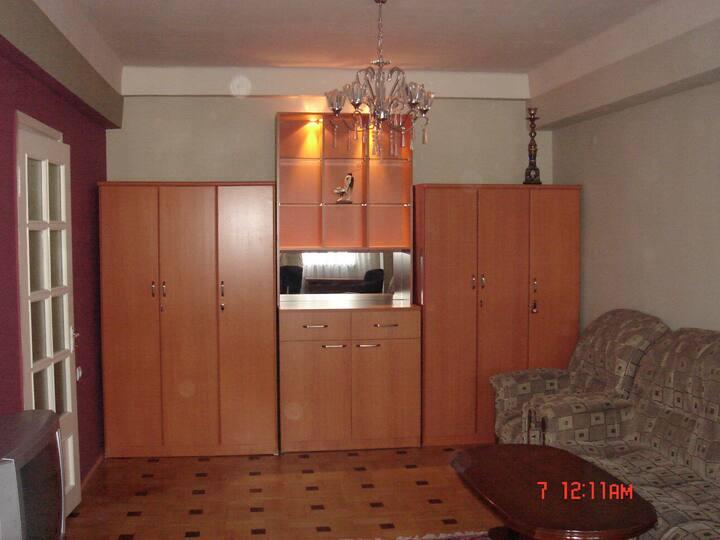 Apartment on Teryan street in Yerevan