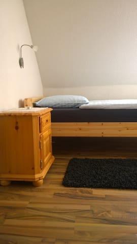 Kleines Zimmer für 1 Person - Selk - Guesthouse