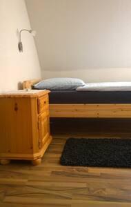 Kleines Zimmer für 1 Person - Selk - Pensione