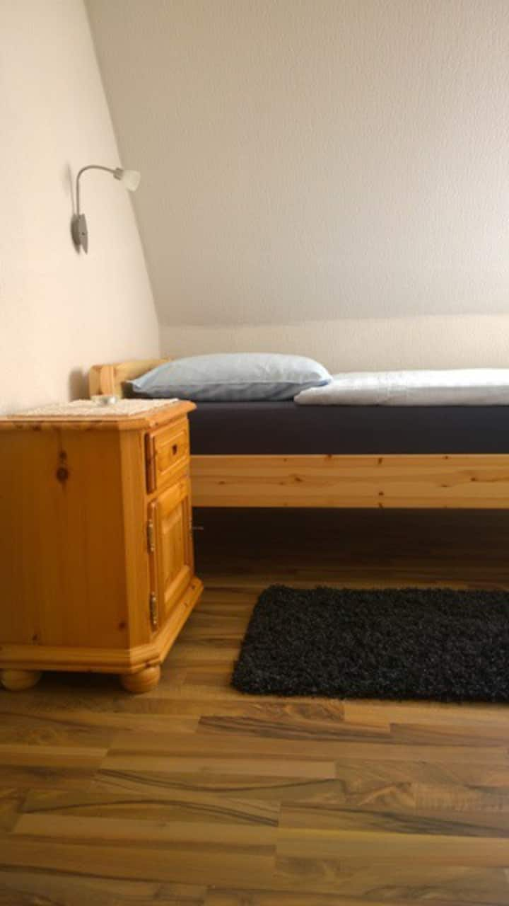 Kajüte - Kleines Zimmer für 1 Person
