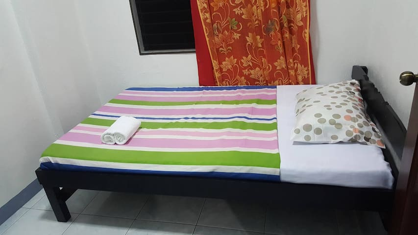 Very Affordable Double Room in the City Center... - Dumaguete - Appartement