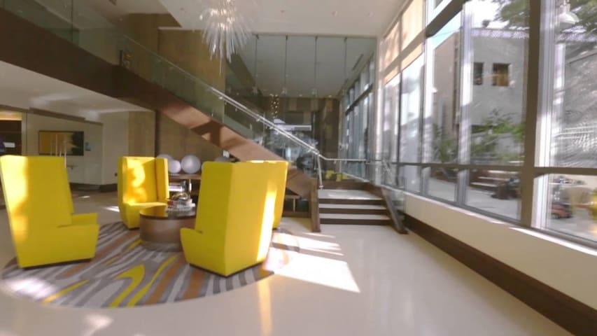 Beautiful 1BR APT - DT Bethesda - Bethesda - Apartment
