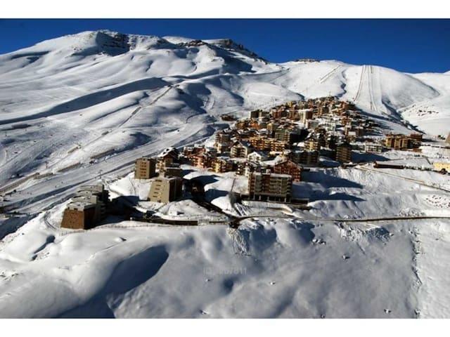 Amplio departamento en Centro de Ski La Parva