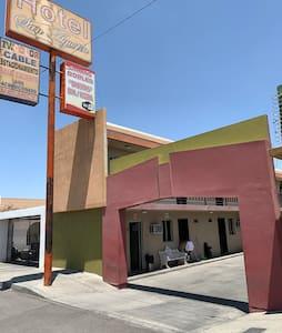 Hotel San Agustín, acogedor lugar para descansar.