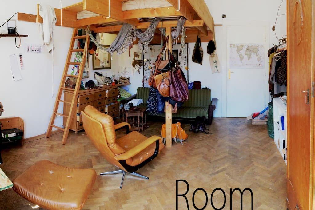 Das Zimmer - the room