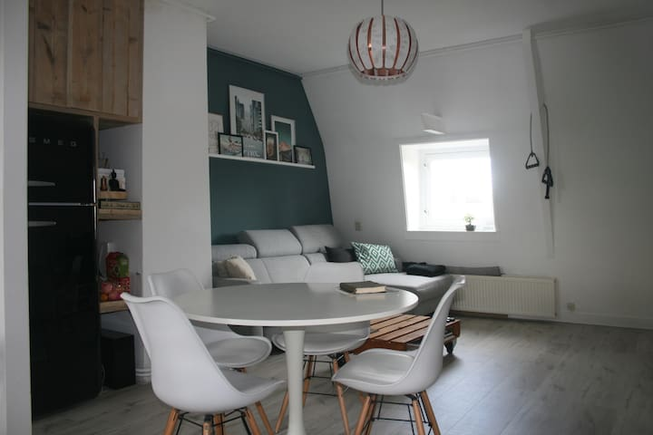 1r. Appartment(&balcony) nearby nightlife&centre - Amsterdam - Leilighet