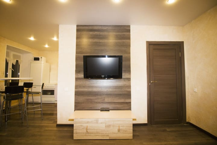 Новая 3-х комнатная квартира на Мира,4.