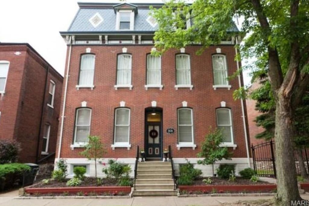Historic Brick Home Built in 1876
